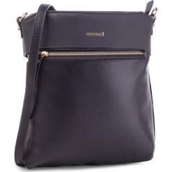 Torebka MONNARI - BAG3890-020 Black. Czarne torebki klasyczne damskie Monnari, ze skóry ekologicznej, na ramię. W wyprzedaży za 159,00 zł.