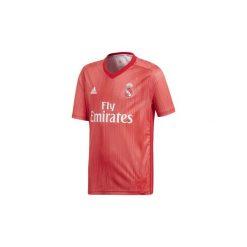 T-shirty z krótkim rękawem Dziecko  adidas  Trzecia koszulka młodzieżowa Real Madryt. Czerwona t-shirty chłopięce z krótkim rękawem Adidas. Za 279,00 zł.