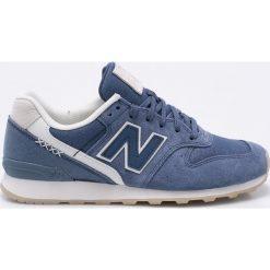 New Balance - Buty WR996BN. Szare buty sportowe damskie New Balance, z materiału. W wyprzedaży za 299,90 zł.