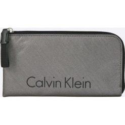 Portfele damskie: Calvin Klein Jeans – Portfel City Nylon Pouch