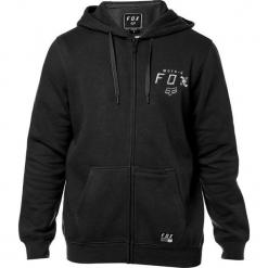 FOX Bluza Męska Darkside Zip L Czarny. Szare bluzy męskie rozpinane marki FOX, z bawełny. Za 334,00 zł.