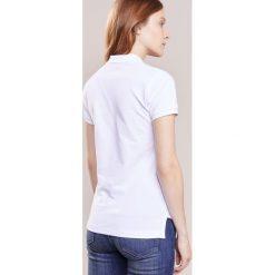 Polo Ralph Lauren Koszulka polo white/navy. Białe bluzki damskie Polo Ralph Lauren, l, z bawełny, polo. Za 509,00 zł.