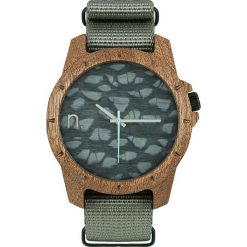 Drewniany zegarek męski SPORT 45 mm n077. Szare zegarki męskie marki Pakamera. Za 374,00 zł.