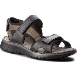 Sandały LASOCKI FOR MEN - MI18-876 Czarny. Czarne sandały męskie skórzane Lasocki For Men. W wyprzedaży za 99,99 zł.