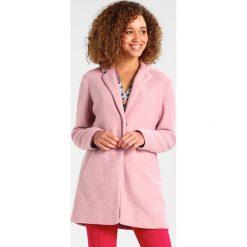 Płaszcze damskie pastelowe: Springfield ABRIGO  Płaszcz wełniany /Płaszcz klasyczny pinks