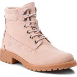 Trapery TAMARIS - 1-25242-30 Powder 508. Czerwone buty zimowe damskie Tamaris, z materiału. Za 319,90 zł.