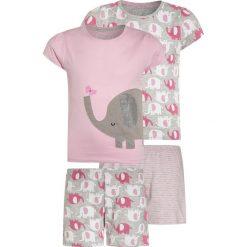 Mothercare GIRLS ELEPHANT SHORTIE 2 PACK  Piżama pink. Niebieskie bielizna chłopięca marki mothercare, z bawełny. Za 129,00 zł.
