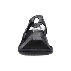 Sandały damskie: Sandały Rieker  Stalowe klapki  608A0-00