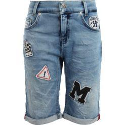 Blue Effect Szorty jeansowe bleached. Szare spodenki chłopięce marki Blue Effect, z bawełny. Za 189,00 zł.