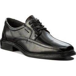 Półbuty VAPIANO - M2914030605-1 Czarny. Czarne buty wizytowe męskie Vapiano, z materiału. W wyprzedaży za 59,99 zł.