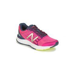 Buty do biegania New Balance  680. Czerwone buty do biegania damskie marki New Balance, z gumy. Za 329,30 zł.