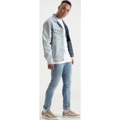 Lee RIDER  Kurtka jeansowa moonstone. Szare kurtki męskie jeansowe Lee, m. Za 399,00 zł.
