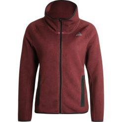 Reebok Kurtka z polaru brown. Brązowe kurtki sportowe damskie marki Reebok, m, z bawełny. W wyprzedaży za 208,45 zł.