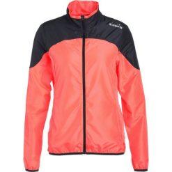 Diadora RUN JACKET Kurtka do biegania fluo coral. Pomarańczowe kurtki damskie Diadora, xl, z materiału, do biegania. Za 129,00 zł.