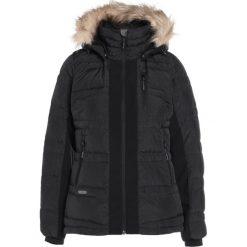 Bergans BODO Płaszcz puchowy black. Czarne płaszcze damskie puchowe Bergans, l, z materiału, sportowe. W wyprzedaży za 503,60 zł.