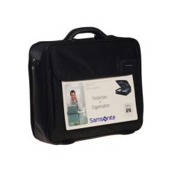 Samsonite TORBA NA LAPTOPA 15.6 CALI CLASSIC ICT OFFICE CASE Torba. Czarne torby na laptopa Samsonite. Za 179,99 zł.