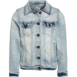 Retour Jeans SANDRINE Kurtka jeansowa light blue denim. Żółte kurtki chłopięce marki Retour Jeans, z jeansu. Za 299,00 zł.