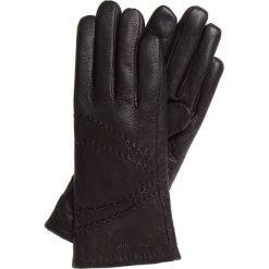 Rękawiczki damskie 44-6-512-1. Czarne rękawiczki damskie Wittchen. Za 99,00 zł.