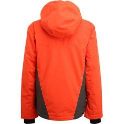Quiksilver SUIT UP YOUTH Kurtka snowboardowa mandarin red. Niebieskie kurtki chłopięce sportowe marki Quiksilver, l, narciarskie. W wyprzedaży za 349,30 zł.