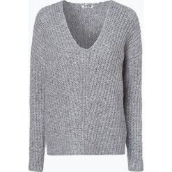 Drykorn - Sweter damski z dodatkiem alpaki – Linna, szary. Szare swetry klasyczne damskie DRYKORN, l, z dzianiny. Za 659,95 zł.