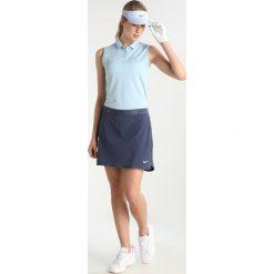 Nike Performance DRY POLO Koszulka sportowa ocean bliss/silver. Niebieskie t-shirty damskie Nike Performance, l, z materiału. Za 189,00 zł.