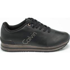 Calvin Klein Jeans - Buty. Czarne buty skate męskie Calvin Klein Jeans, z jeansu. W wyprzedaży za 399,90 zł.