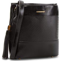 Torebka MONNARI - BAG7970-020 Black. Czarne torebki klasyczne damskie Monnari, ze skóry ekologicznej. W wyprzedaży za 169,00 zł.