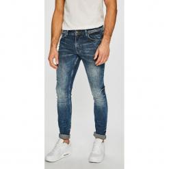Tom Tailor Denim - Jeansy Culver. Niebieskie jeansy męskie skinny TOM TAILOR DENIM, z bawełny. Za 169,90 zł.