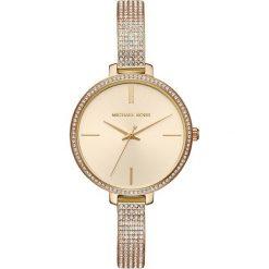 Zegarek MICHAEL KORS - Jaryn MK3784 Gold/Gold. Żółte zegarki damskie Michael Kors. Za 1290,00 zł.