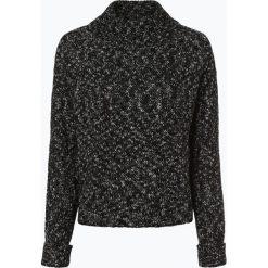 Opus - Sweter damski – Pagona, czarny. Czarne swetry klasyczne damskie Opus, z bawełny. Za 369,95 zł.