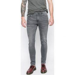 Review - Jeansy Jeremy Skinny. Szare jeansy męskie skinny Review, z bawełny. Za 179,90 zł.