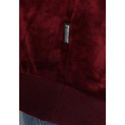 Bluzy rozpinane damskie: Brooklyn's Own by Rocawear Bluza z kapturem bordeaux