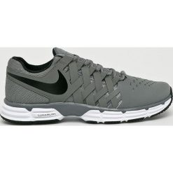 Nike - Buty Lunar Fingertrap Tr. Szare buty skate męskie Nike, z materiału. W wyprzedaży za 239,90 zł.