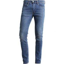 Levi's® 519™ EXTREME SKINNY FIT Jeans Skinny Fit blue denim. Niebieskie jeansy męskie relaxed fit marki Levi's®, z bawełny. Za 369,00 zł.