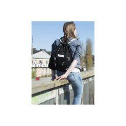 Plecaki damskie: plecak LECĄ ŻURAWIE czarny