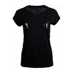 Odzież damska: Mustang T-Shirt Damski S Czarny