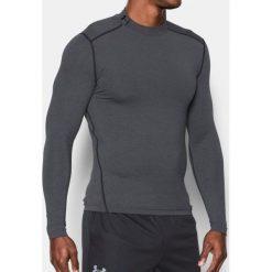 Odzież termoaktywna męska: Under Armour Koszulka męska Mock M Grafitowa r. S (1265648-090*S)