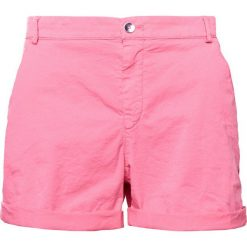 Bermudy damskie: BOSS CASUAL SOCHILY Szorty bright pink