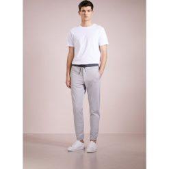 Spodnie dresowe męskie: BOSS ATHLEISURE LUKES Spodnie treningowe grey melange