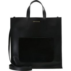 Shopper bag damskie: Cosmoparis Torba na zakupy noir