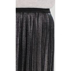 Spódniczki plisowane damskie: comma Spódnica plisowana silver