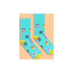 BananaSocks - skarpetki Cat Lover. Szare skarpetki damskie marki Banana socks. Za 27,99 zł.