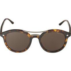Giorgio Armani Okulary przeciwsłoneczne brown. Brązowe okulary przeciwsłoneczne damskie wayfarery Giorgio Armani. Za 959,00 zł.