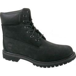 Timberland 6 Premium In Boot 8658A. Czarne buty trekkingowe damskie marki Timberland, na zimę. W wyprzedaży za 699,99 zł.