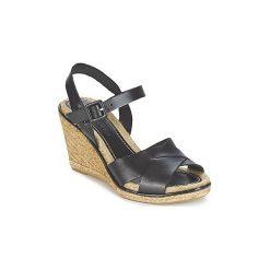 Sandały Nome Footwear  ARISTOT. Czarne sandały damskie marki Nome Footwear. Za 307,30 zł.