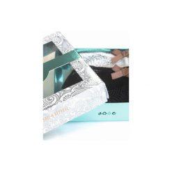 Koronkowe Stringi 2pack. Brązowe stringi marki Enfin, l, w koronkowe wzory, z koronki. Za 109,00 zł.
