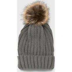 Haily's - Czapka Claudy. Szare czapki zimowe damskie Haily's, na zimę. Za 39,90 zł.