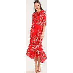 Długie sukienki: InWear ROISIN DRESS Długa sukienka botanicals red