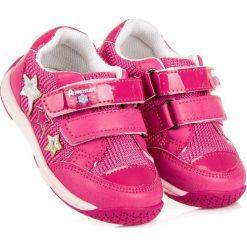 Buciki niemowlęce: American Club Obuwie dziecięce różowe r. 21 (75567)