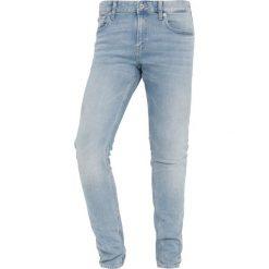 Scotch & Soda SKIM  Jeans Skinny Fit blauw wonder. Niebieskie rurki męskie Scotch & Soda, z bawełny. Za 429,00 zł.
